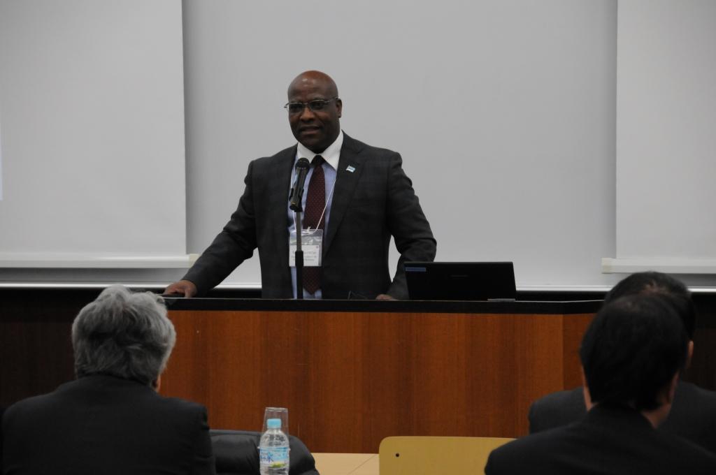 国際シンポジウム「南部・東アフリカ資源学最前線」を開催|国立大学 ...